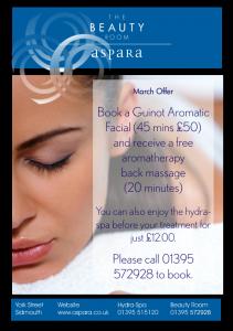 Aspara - Aspara - mind body soul - March Offer